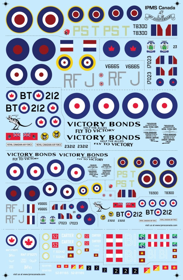 50th decals